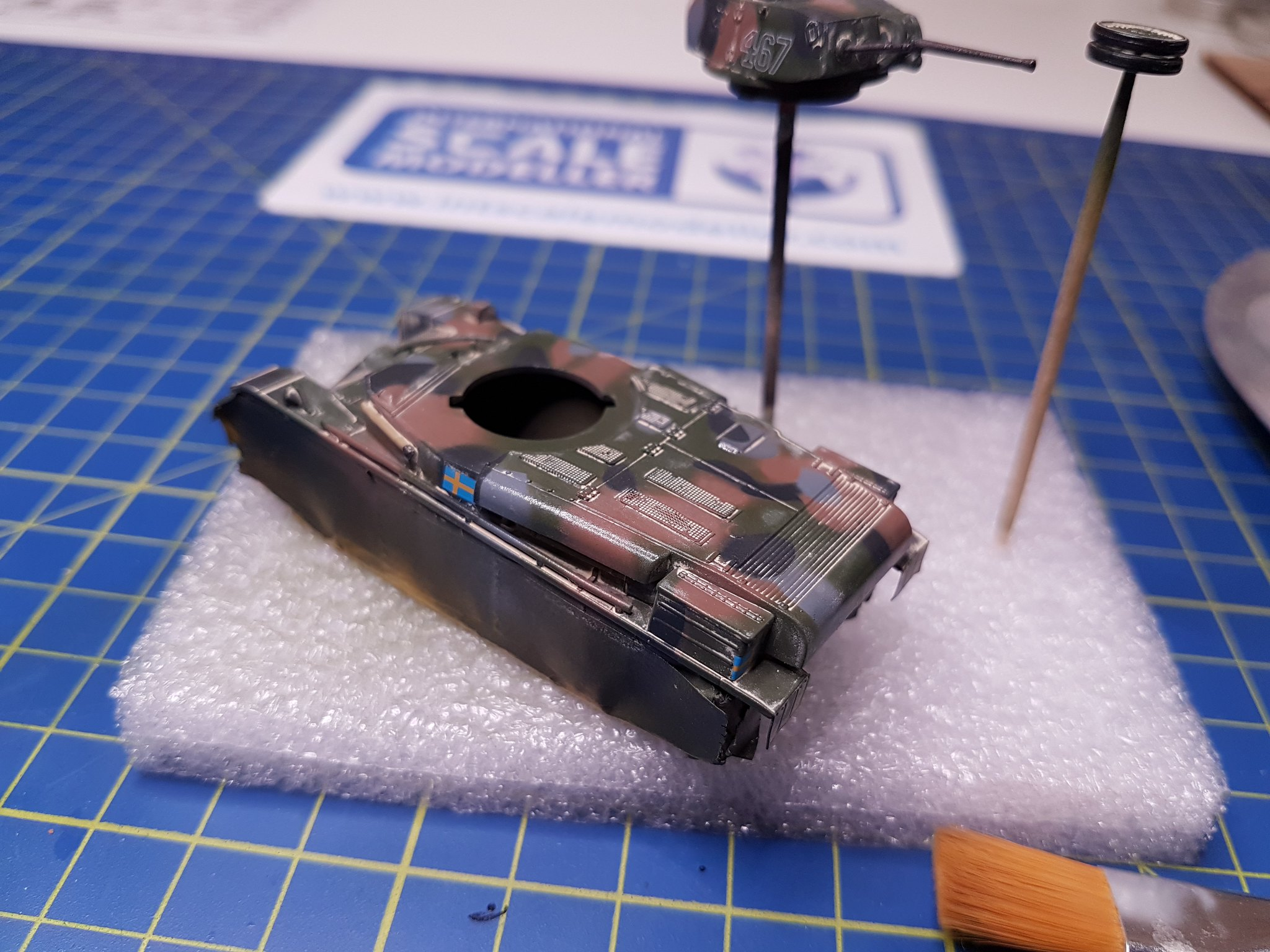 IBG Models 1/72 Stridsvagn m/40L Swedish Light Tank - Sida 2 42714935074_97cc923de5_k