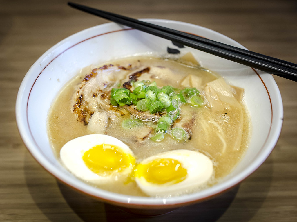 Sansotei Ramen Richmond Hill