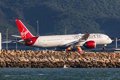 Virgin Atlantic B787-9 DREAMLINER G-VFAN 0041