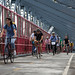 TA Bike Train Ride - Williamsburg Bridge by NYCDOT
