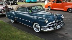 1950 Pontiac Silver Streak Convertible