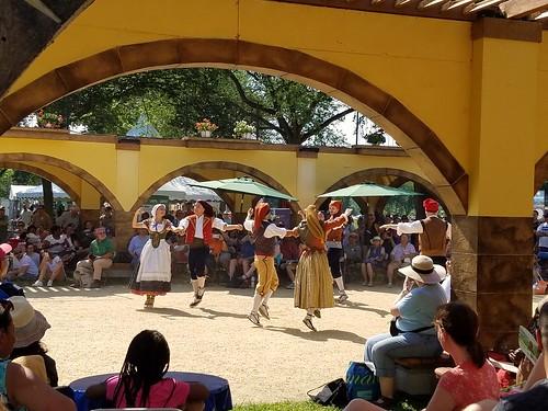 Catalonian Dancing