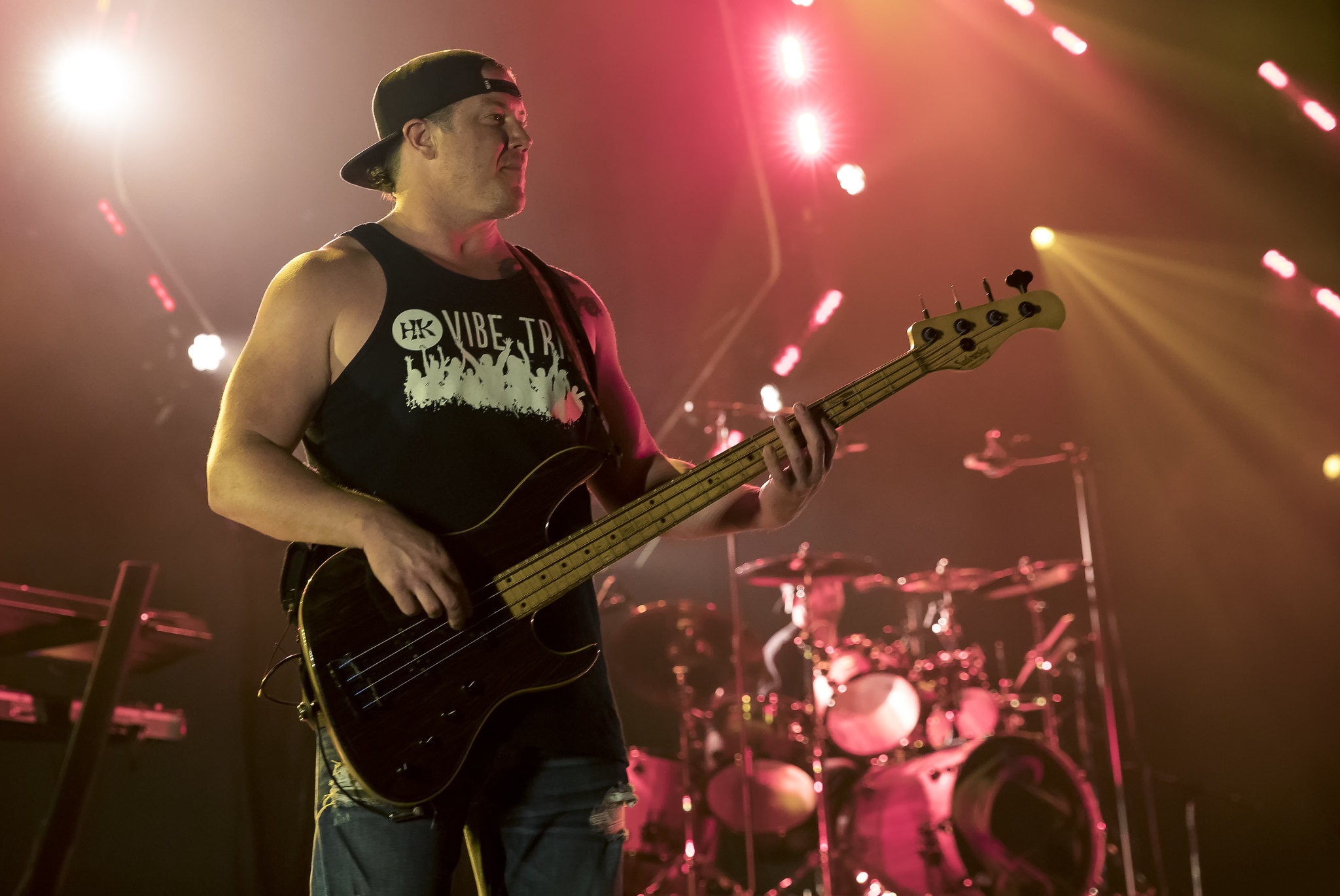 Rebelution bassist Marley D. Williams
