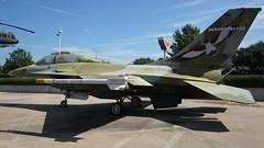 General Dynamics YF-16B Fighting Falcon in Dallas