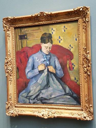 A Cezanne Portrait