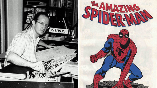 Steve Ditko & Spider-Man
