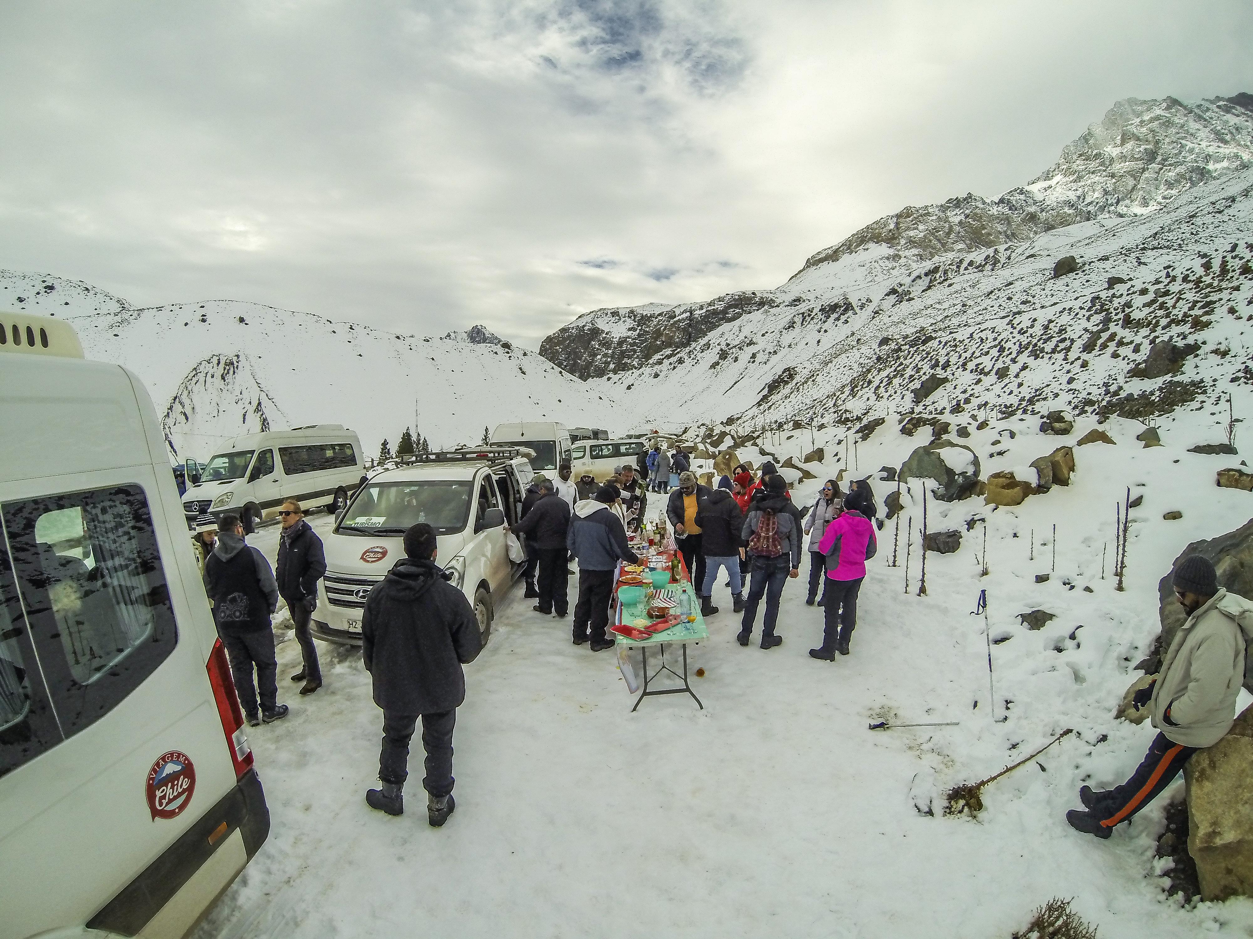Cajon del Maipo / Embalse El Yeso