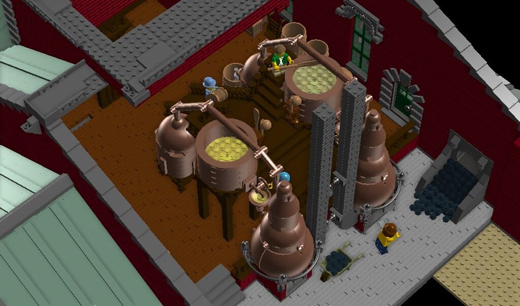 Distillery Main WIP