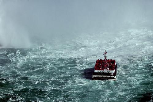 Cataratas del Niagara III