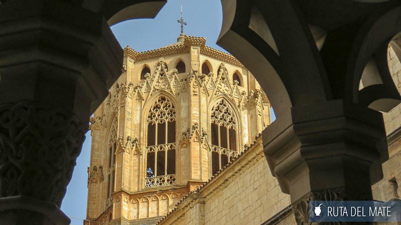 Pueblos de Cataluña Monasterio Poblet 03