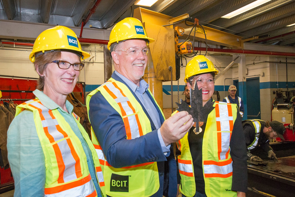 A new, landmark agreement for key public-sector infrastructure projects in B.C. will deliver good-paying jobs, better training and apprenticeships, and more trades opportunities for Indigenous peoples, women and youth around the province.