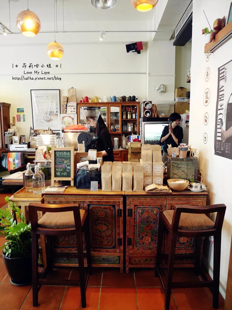 台北迪化街老屋爐鍋咖啡 Luguo Cafe小藝埕artyard (6)