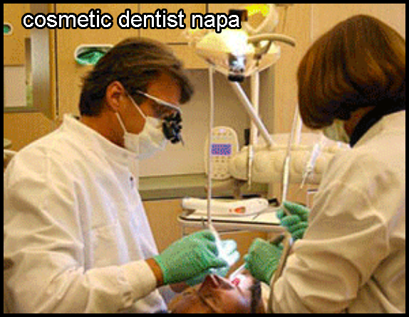 Cosmetic Dentist In Napa