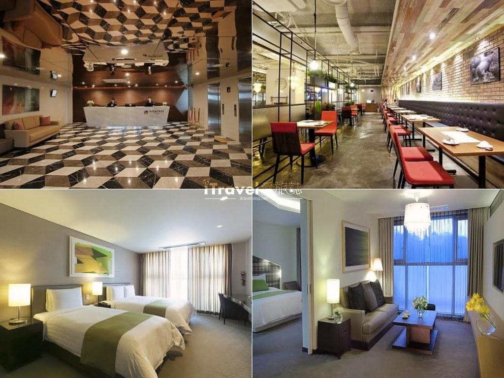 Hotel Aventree Busan 2