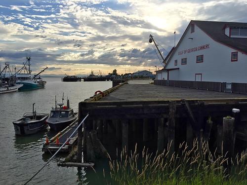 Home dock