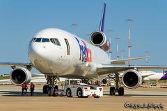 N624FE FedEx | McDonnell Douglas MD-11F | Memphis International Airpor