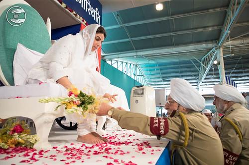 Welcome by Up-Mukhya Sanchalak SNSD, Vasdev Singh Ji