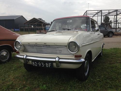 1965 Opel Kadett A 82-93-BF