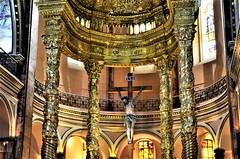 Interior de la catedral de Cuenca.