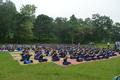 International Yoga Day VKV Nivedita Vihar