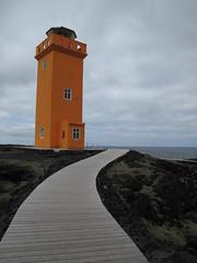Svörtuloft Lighthouse, Hellissandur, Iceland