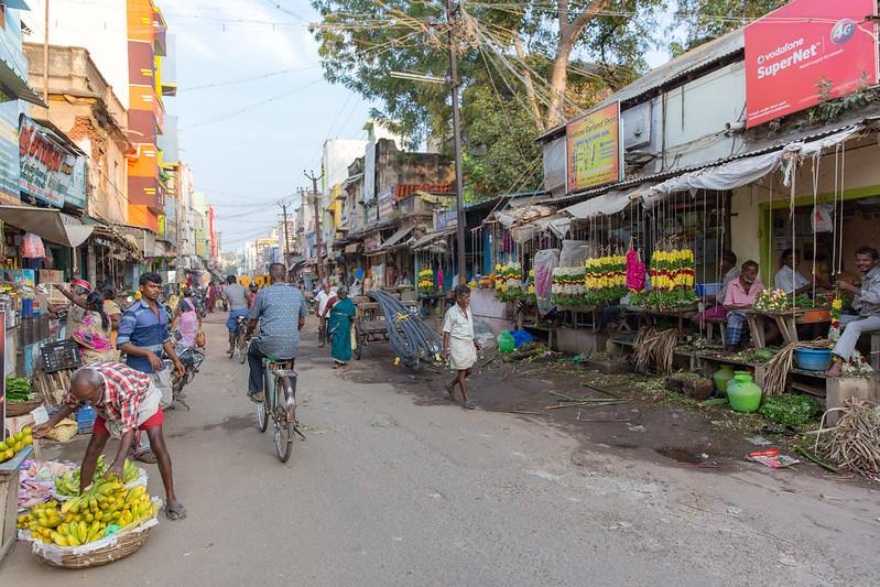 Madurai - Street life