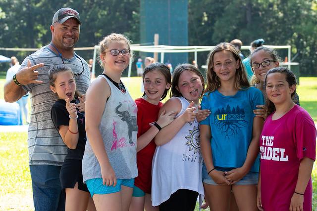 2018 Junior Camp | Camp Robinon