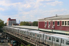 Bombardier MTA NYCT R179 (J) train
