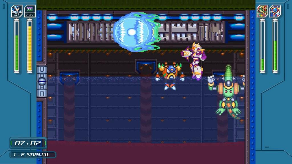 28567557297 387703598e b - Der Herausforderungsmodus von Mega Man X Legacy Collection 1 + 2 ist eine Nummer zu groß für euch? Capcom hilft euch gerne weiter!