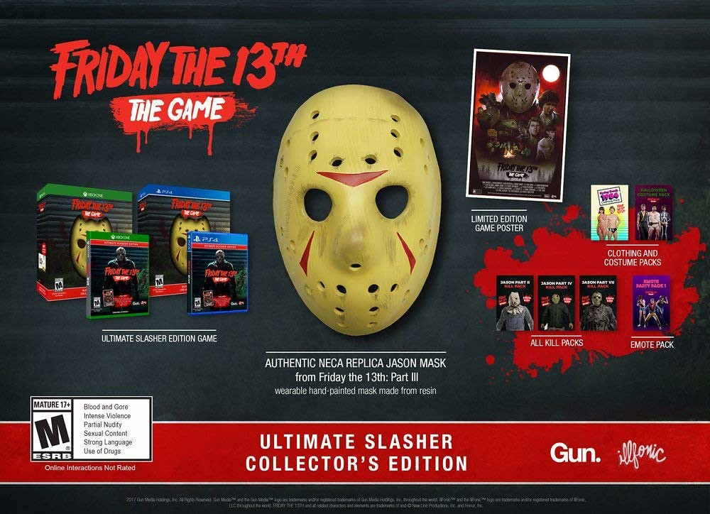 Ultimate Slasher Collector's Edition