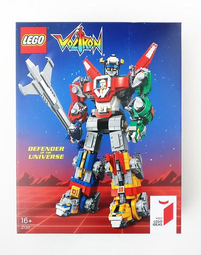 LEGO Ideas Voltron (21311)