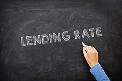 lending rate