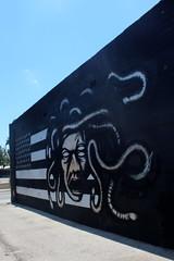 San Antonio - Downtown: Streetart by The Date Farmers