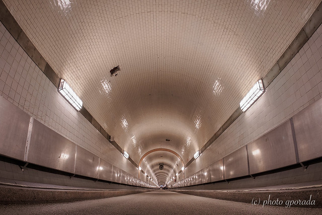 Hamburg - Alter Elbtunnel