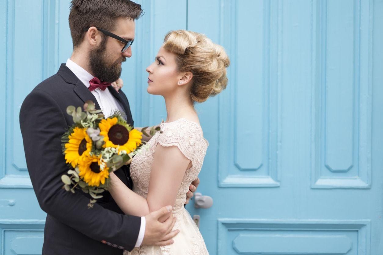 2018 Vintage Wedding Upstyles For Amazing Bridal! 5