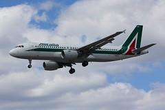 A320 I-BIKA London Heathrow 21.06.18