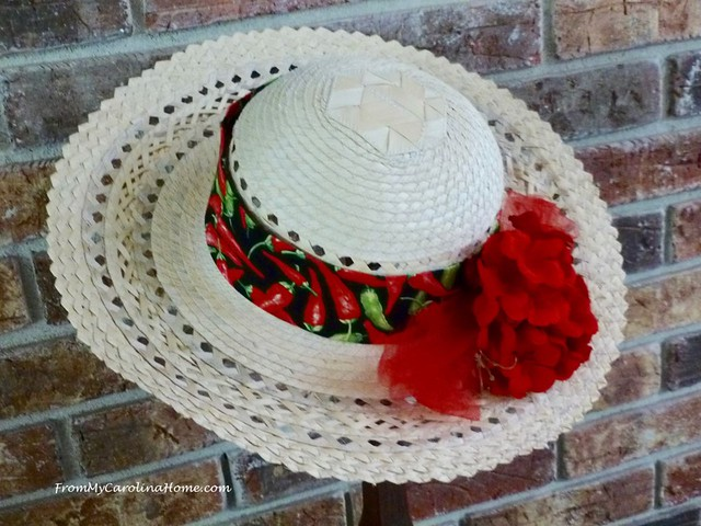 Caliente Hat at From My Carolina Home