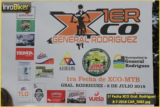 1ª Fecha XCO Rodríguez