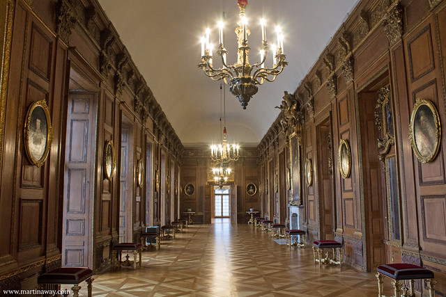 Galleria della Quercia, Old Palace/Altes Schloss