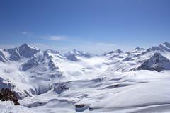Caucasian mountains / Кавказские горы