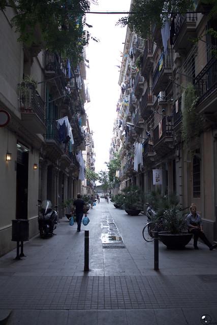 Barceloneta es divertida.