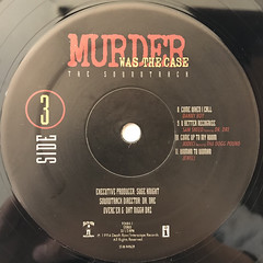 V.A.:MURDER WAS THE CASE(LABEL SIDE-C)