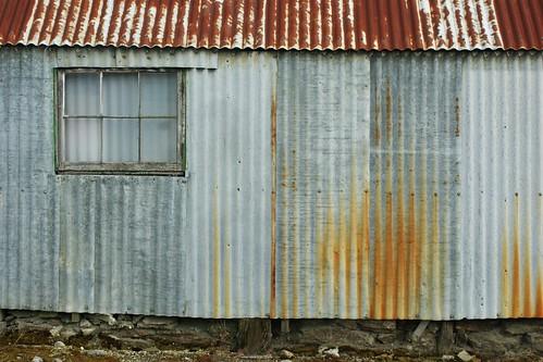 Rustin' away in Roxburgh...