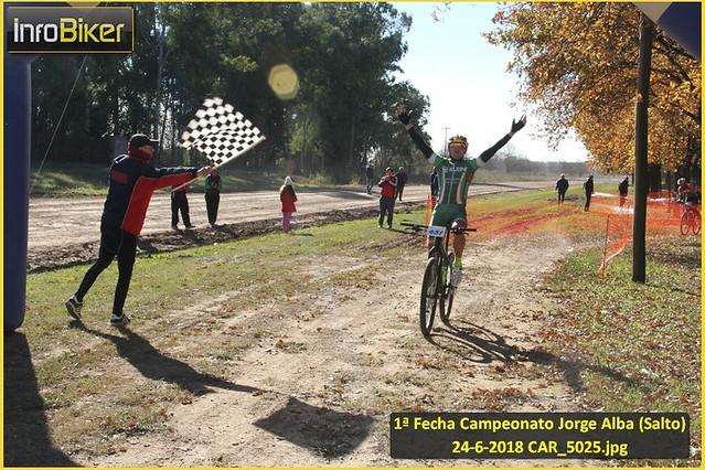 Campeonato Jorge Alba (Salto) - Fecha 1