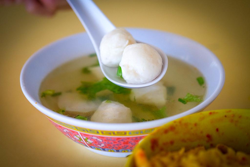 Hock Seng Choon fishball