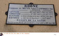 [07/2018] Vtt - La route du pisé, des tuiles et du chapeau - Photo of Haute-Rivoire