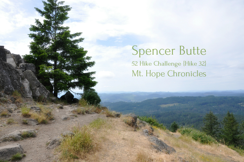 Spencer Butte 4 @ Mt. Hope Chronicles