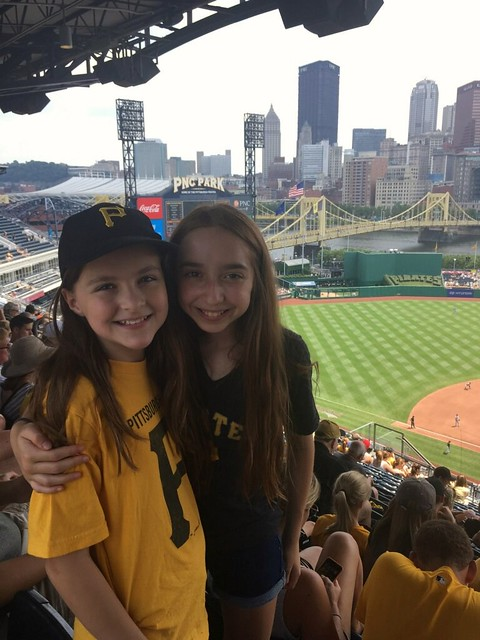 Pirates Game at PNC Park