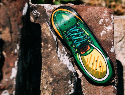 Systeam Fingerboards - Sneaker
