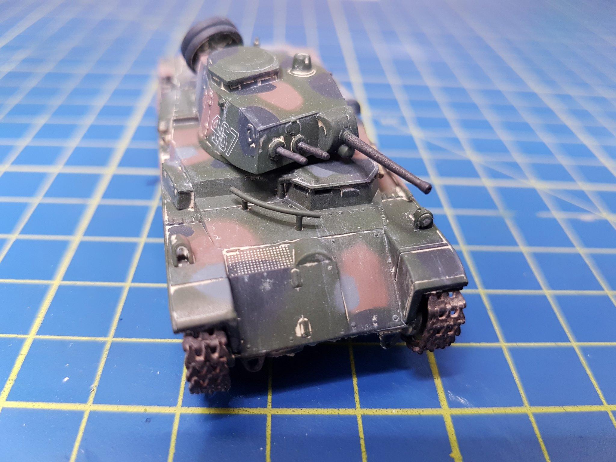 IBG Models 1/72 Stridsvagn m/40L Swedish Light Tank - Sida 2 41645428360_895a6cf206_k